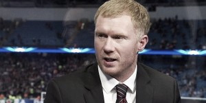 Paul Scholes should be more positive about Manchester United, says van Gaal