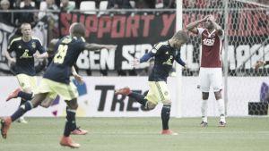 La pegada del Ajax noquea al AZ