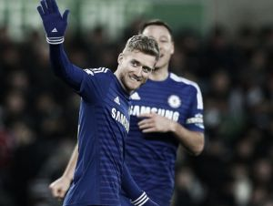 What does the future hold in store for André Schürrle?