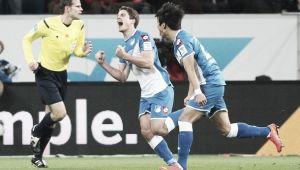 El Hoffenheim vuelve