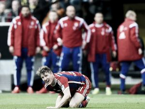 Ribéry and Schweinsteiger ruled out of cup