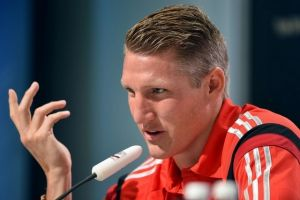 Bastian Schweinsteiger named Germany captain