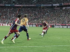 Bayern Munich 1-0 Hertha Berlin: Late Schweinsteiger winner sends Bayern closer to glory