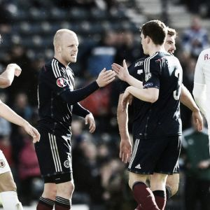Scotland 6-1 Gibraltar: Scots overcome early scare in Glasgow