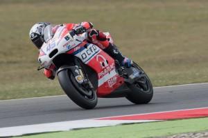 GP Olanda, MotoGP: FP3 sul bagnato, Redding premiato