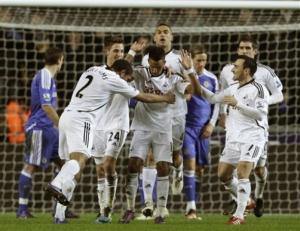 Chelsea Fight Back to Earn Draw Against Swansea