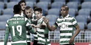 Belenenses x Sporting: Leão passeou no Restelo