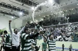 Andebol: Sporting é campeão nacional