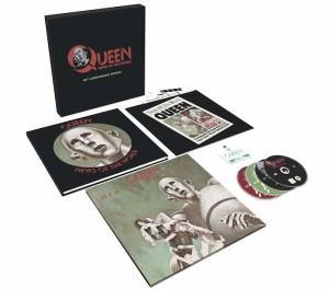"""Queen celebra 40º aniversário do álbum """"News of the World"""" com lançamento de edição especial"""
