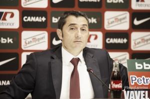 """Valverde: """"Ellos han sacado su artillería y lo hemos pasado mal"""""""