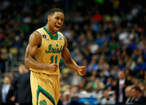 Notre Dame Fighting Irish Offense Too Much For Wichita State, Advances To Elite Eight
