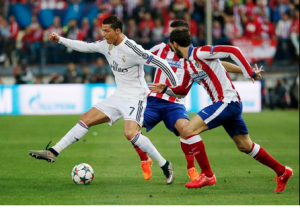 Atletico Madrid 0-0 Real Madrid: Champions League clash blown wide open in thrilling draw