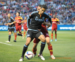 New York City FC Continue to Slide with Loss at RSL