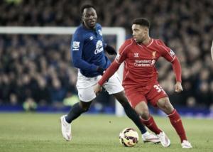 Resultado Everton vs Liverpool en la Premier League 2015 (1-1)
