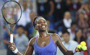 WTA Hong Kong: parte forte la Williams, domani Kerber e Wozniacki