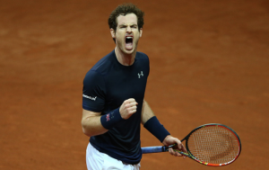 Davis Cup Final: Andy Murray Evens Up Finals With Straight Sets Win Over Ruben Bemelmans