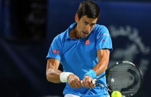 Novak Djokovic To Play In Dubai And Serbia's Opening Davis Cup Tie