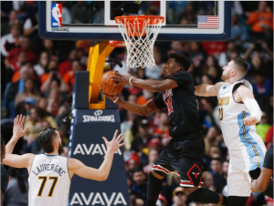Chicago Bulls Blow Big Lead, Lose To Denver Nuggets 115-110