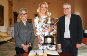 Angelique Kerber Named VAVEL USA's WTA Player Of The Month For January