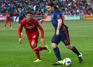 New York City FC Face Maturity Test Against Chicago Fire