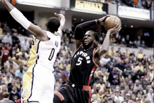 Toronto Raptors struggle offensively in 100-83 loss to Indiana Pacers