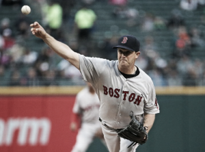 Boston Red Sox look to avoid sweep as Steven Wright takes hill against New York Yankees