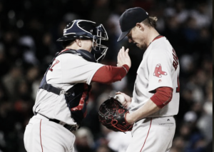Clay Buchholz looks to follow up strong outing in matchup against Oakland Athletics