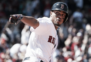 Xander Bogaerts, Ryan Hanigan lead Boston Red Sox to series win over Houston Astros
