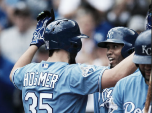 Eric Hosmer's blast leads Kansas City Royals to 3-2 win over Boston Red Sox