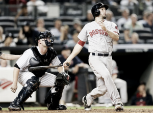 Blake Swihart, Noe Ramirez called up, Brock Holt and Carson Smith sent to DL for Boston Red Sox