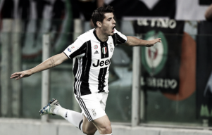 Massimiliano Allegri believes Alvaro Morata should stay with Juventus