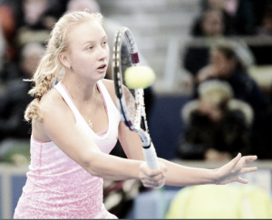 French Open: Anastasia Potapova routines Emily Appelton for place in second round
