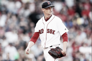 Boston Red Sox send Clay Buchholz to mound to face Chicago White Sox ace Chris Sale Tuesday night