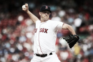 Steven Wright looks to get Boston Red Sox back on track against Los Angeles Angels