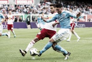 New York City FC vs New York Red Bulls Live Updates and Scores of 2016 MLS Regular Season