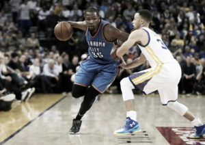 Who is the franchise player on the Golden State Warriors?