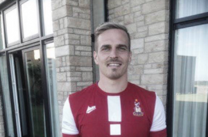 Sattelmaier departs Stuttgarter Kickers, becomes Bradford City's first German player