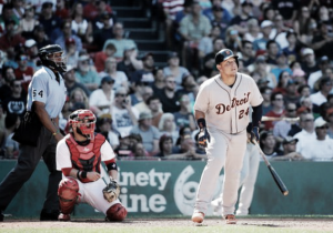 Miguel Cabrera's game-winning home run leads Detroit Tigers to 4-3 win over Boston Red Sox