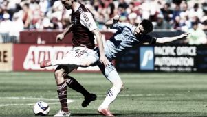Summary New York City FC 5-1 Colorado Rapids in 2016 MLS