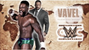 Cedric Alexander on his Future with WWE