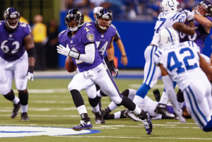 Baltimore Ravens edge out Indianapolis Colts in preseason