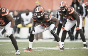 New England Patriots acquire LB Barkevious Mingo from Cleveland Browns for fifth-round pick