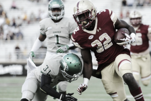 Boston College Eagles redeem themselves with 42-10 win over Wagner Seahawks