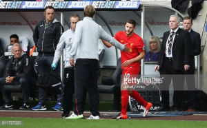 Wijnaldum and Lallana not yet ruled out for United clash, says Liverpool manager Jürgen Klopp