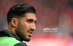 Opinion: Injuries, chances and contracts: What is going on with Emre Can?