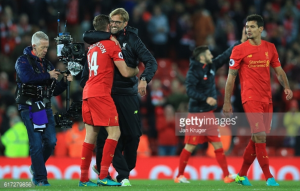"""""""Who wants to go top in October?"""" jokes Klopp after Liverpool let slip the chance to move into first"""