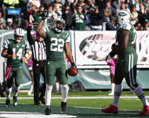 Matt Forte helps New York Jets edge past Baltimore Ravens