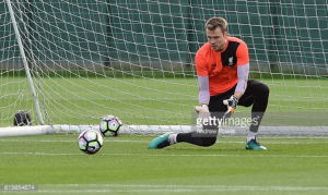 Jürgen Klopp: Mignolet will start in goal for EFL Cup tie against Spurs, but he isn't my No.1