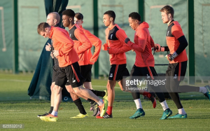 Adam Lallana absent from Liverpool training ahead of Sunderland visit