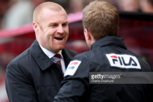 Sean Dyche full of praise for former Burnley boss Eddie Howe ahead of Saturday's Bournemouth clash